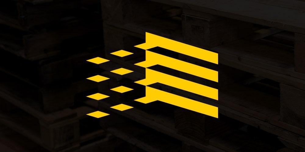 Логотип и айдентика компании «ПАЛЛЕТ-СТ»