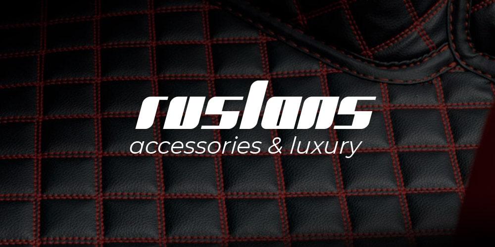 Логотип и нейминг компании «RUSLANS»